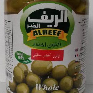 Green Olives 3kg