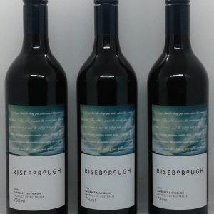 Riseborough Cabernet Sauvignon 2004 x 12