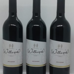 Willespie Shiraz 2012 x 12