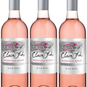 Clown Fish Wines Wild Rose' 2020 x 12