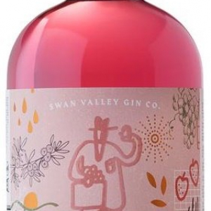 Swan Valley Strawberry Dry Gin 700ml